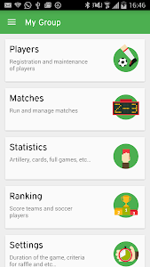 Peladeiros - Soccer Players screenshot 0