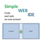 Simple Web IDE