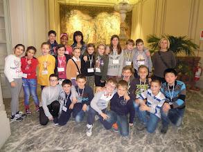 """Photo: 02/12/2014 - Scuola elementare """"Leonardo da Vinci"""" di Envie (Cn). Classe V A."""