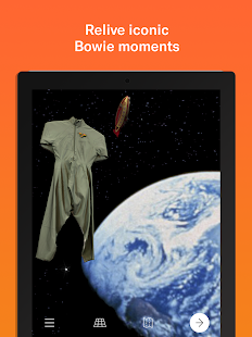 David Bowie is Screenshot