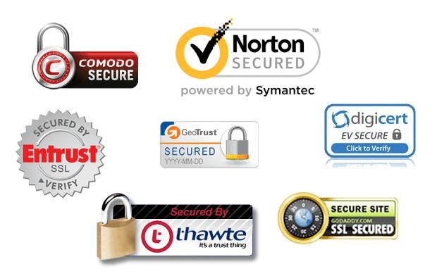 Con dấu tin cậy SSL