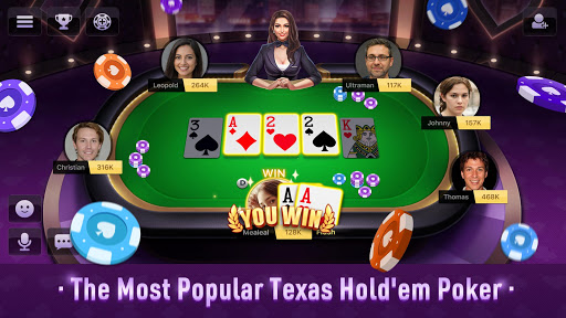 Poker Land Free Texas Holdem Online Card Game 2 9 8 Apk Mod Unlimited Money Latest Version Apk Services