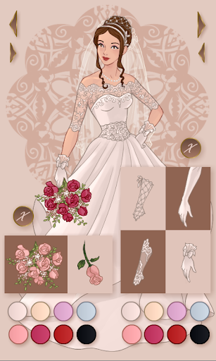 Wedding Dress Design  image 0