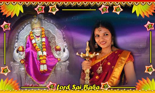 Sai Baba Photo Frames 1.3 screenshots 1
