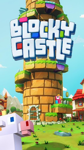 Blocky Castle  screenshots 1