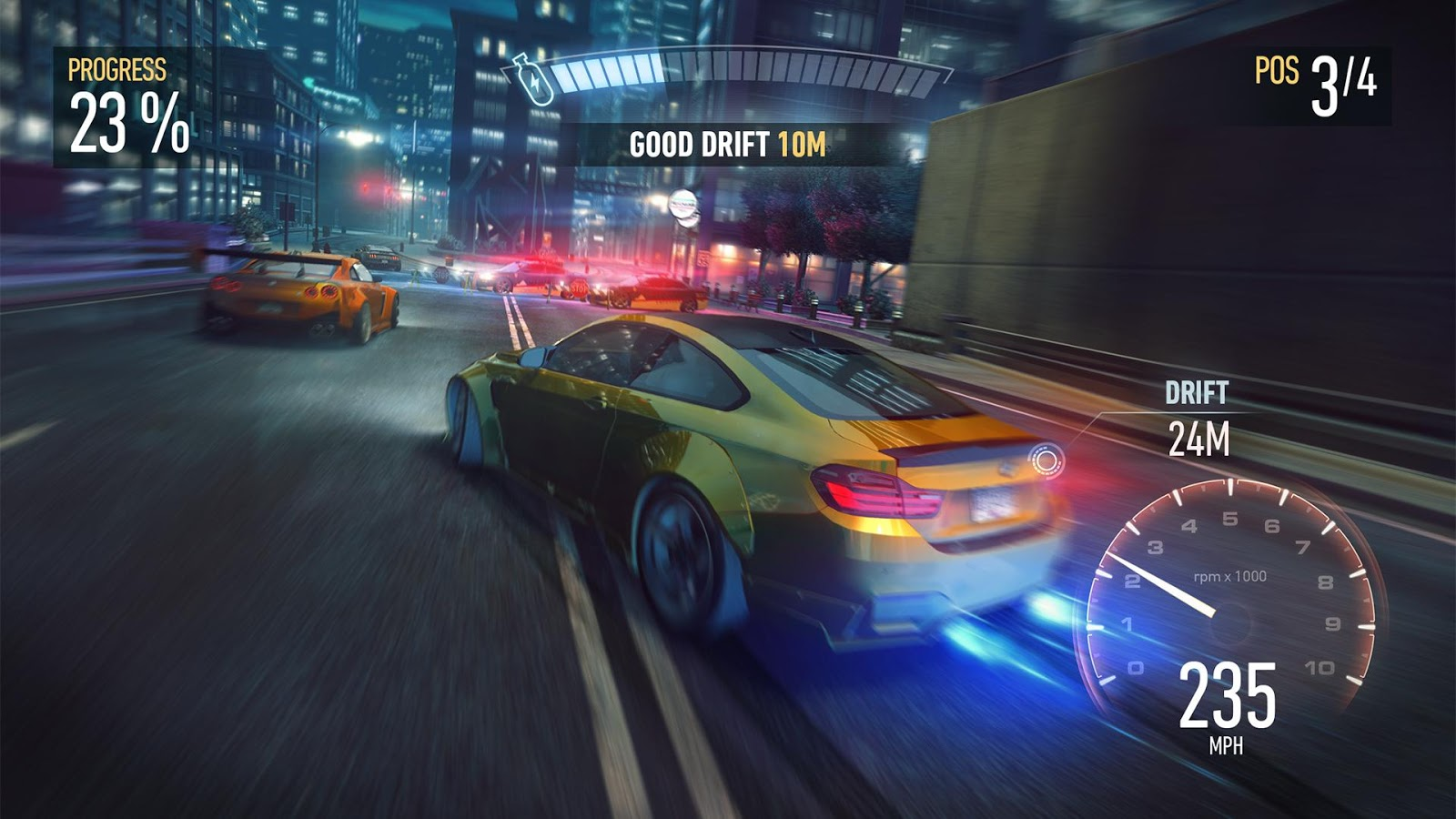 Need for Speed™ No Limits: captura de tela