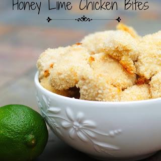 Honey-Lime Chicken Bites