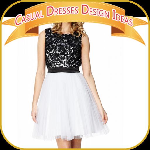 Casual Dresses Design Ideas