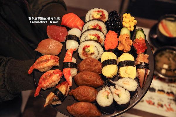 平價美味壽司內有隱藏菜單-㐂壽司