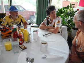 Photo: Don, Veronica, and Len