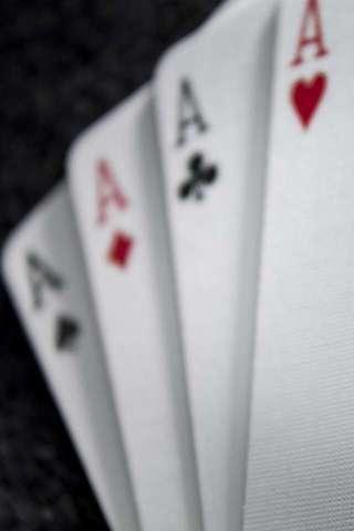 ポーカーパズル