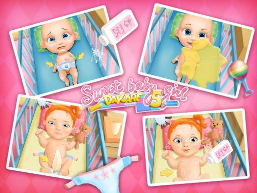 Sweet Baby Girl Daycare 5 - Newborn Nanny Helper  screenshots 10