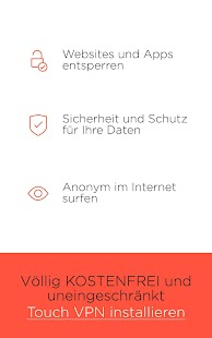 Kostenloser VPN Proxy - VPN Sicherheit Unlimited Screenshot