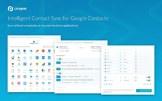 PieSync - G Suite Marketplace