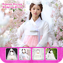 Hanbok Korean Wedding Dress icon