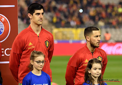 """Bondscoach optimistisch over Hazard: """"Vanavond start zijn seizoen"""" & """"Ik verwacht een heel flitsend seizoen van onze aanvoerder"""""""