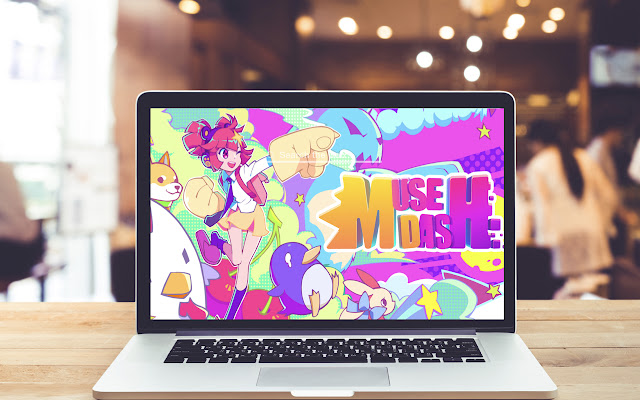 Muse Dash HD Wallpapers Game Theme