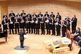 Photo: Kleiner Männerchor der Neuapostolischen Kirche Essen