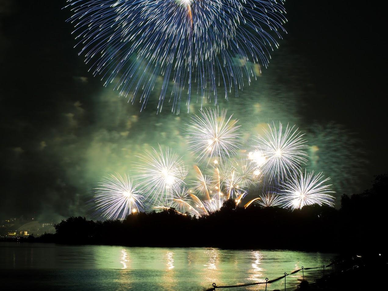 Biwako Great Fireworks 2017