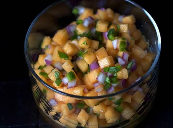 Cantaloupe Salsa Recipe