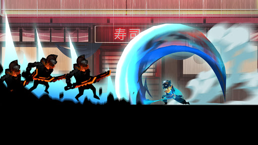 Cyber Fighters: Shadow Legends in Cyberpunk City filehippodl screenshot 2