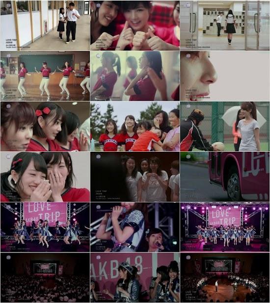 (PV)(1080i) AKB48 – LOVE TRIP (SSTV Plus HD)