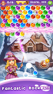 Panda Witch Pop Bubble Shooter- screenshot thumbnail
