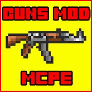 download desno gun mod for minecraft pe
