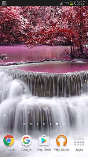 Waterfall Live Wallpaper  screenshots 2