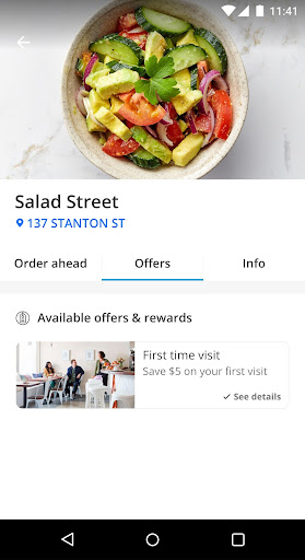 Chase Pay® | Earn, Save, Order screenshot