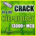 CRACK-NEET-BIOLOGY-2018 icon