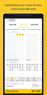 PVR Cinemas – Movie Tickets  App Download For Android and iPhone 4