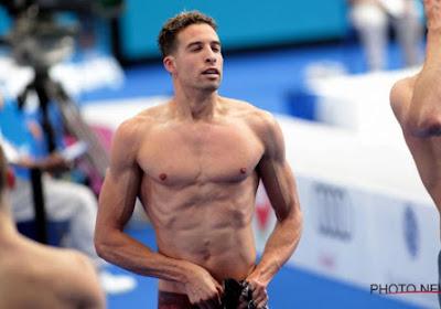 Champions Swim Series: Pieter Timmers se met en évidence