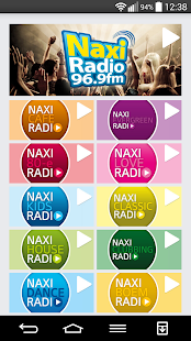 Naxi Radio- screenshot thumbnail
