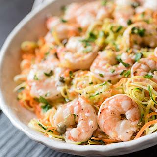 Garlic Butter Lemon Shrimp Pasta Recipes.