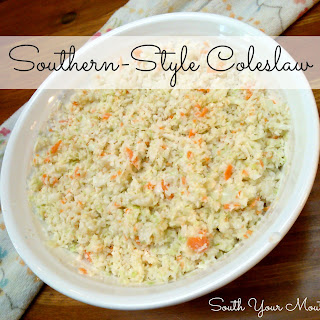Southern-Style Coleslaw