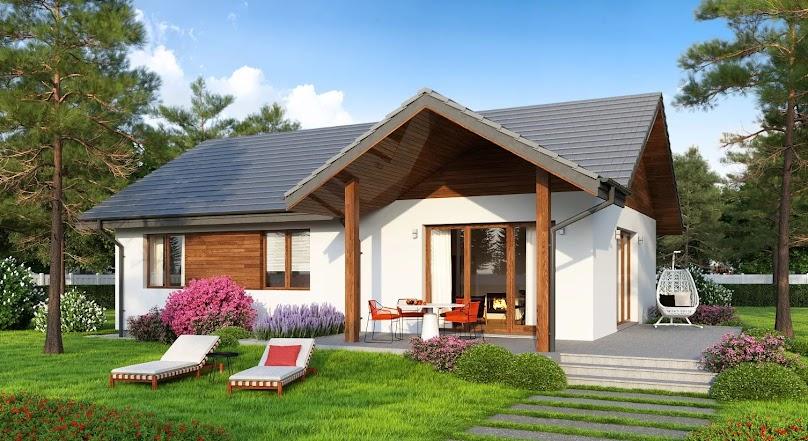 Projekt domu Eco 03