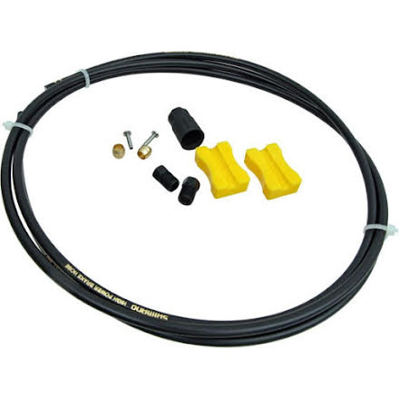 Shimano BH90-SB 2000mm Disc Brake Hose Kit Black XT M785 /& SLX M675 Disc Brakes