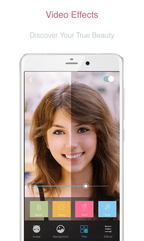 ChatGame-Beauty HD Video Call- screenshot