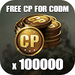 Free CP Calc for COD Mobile - 2019 icon