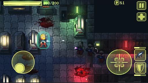 Ailment: space shooting pixelart game 3.0.1 screenshots 16