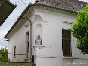 Photo: Bustul lui Mihai Eminescu - (2010.05.17)