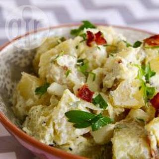 Creamy Potato Salad With Bacon Recipes