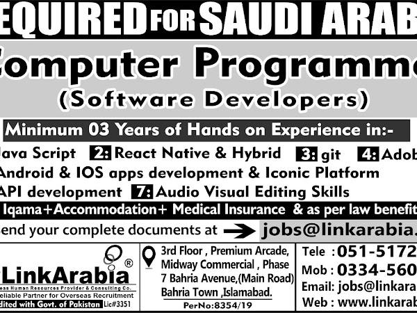 LinkArabia Overseas Manpower Recruitment Provider Agency