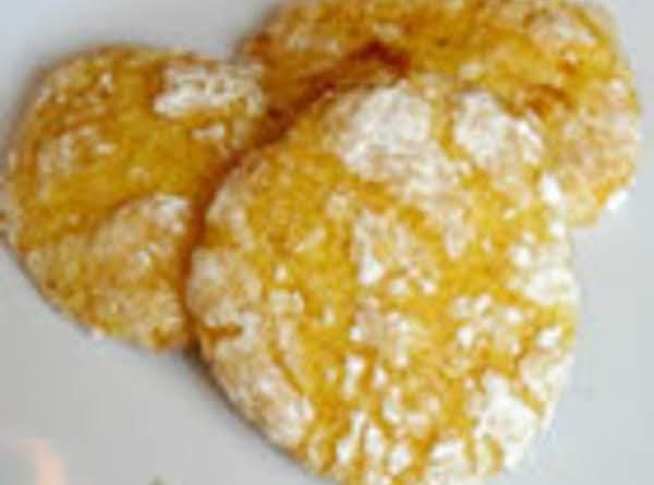 Snow Flake Cookies Recipe