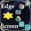 Edge Screen 2019 – EdgeBar – Edge Music Player icon