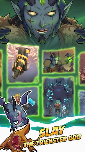Code Triche Thor : War of Tapnarok APK MOD screenshots 4