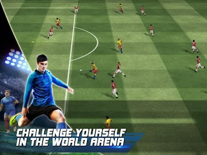 Real Football MOD APK (Unlimited Money & Gold) 4