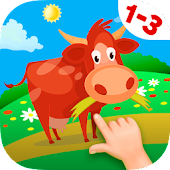 Animal Puzzles for Kids Free