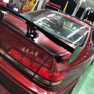 マークII JZX100 JZX100 Tourer-Vのカスタム事例画像 ヒモケンさんの2018年11月09日10:23の投稿